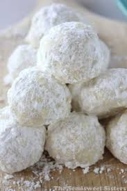 double chocolate snowball cookies snowball cookies snowball and