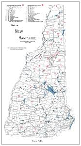Nh Map Fire Towers