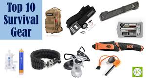 New Tools And Gadgets Top 10 Must Have Outdoor Survival Gear 2017 Youtube