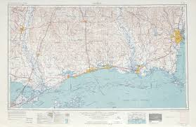 Map Of Mississippi And Louisiana by
