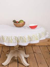 Indian Table L Indian Table Cover White 70 Inches Table Cloth Table L
