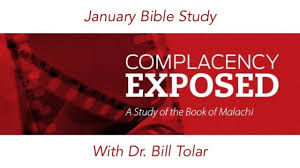 Tolar by First Baptist Church 2017 January Bible Study