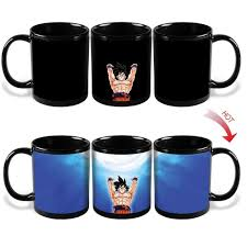Color Changing Mugs by Color Changing