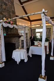 chuppah for sale birchbark chuppah for sale the knot