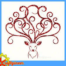 ornamental deer kraftgineer studio
