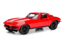 brand new jada 1 24 scale fast u0026 furious 8 letty u0027s chevy corvette