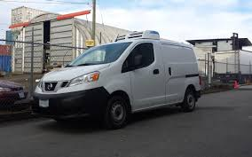 nissan nv2500 high roof nissan cargo reefer van installs and comparison