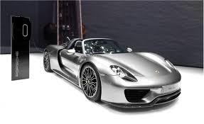 Porsche 918 Gas Mileage - new images and details about the 2013 porsche 918 spyder hybrid
