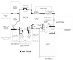 St Thomas Suites Floor Plan by Media Pa New Homes For Sale Enclave At Ridley Creek