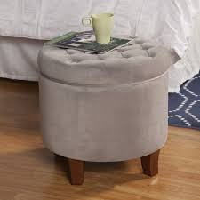 Storage Ottoman Gray by Trendy Gray Storage Ottoman For Stylish Modern Home U2013 Home