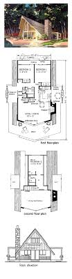 aframe house plans 50 best a frame house plans images on architecture