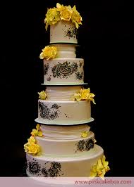 top 10 wedding cakes 2010 pink cake box
