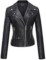 amazon black friday ladies plus size womens leather jackets amazon com