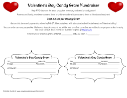 send a gram a s lounge decorated with candy grams and fundraising