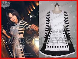 Alice Madness Returns Halloween Costume Aliexpress Buy Arrival Custom Alice Madness Returns