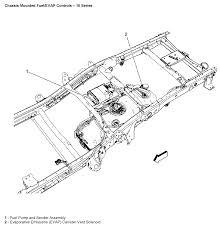 2008 Chevy Silverado 2500 Wiring Diagram 2006 Silverado 5 3l Bad Evap Soleniod Where Is It Located