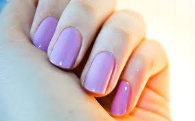 shellac nails vs acrylic nails gallery