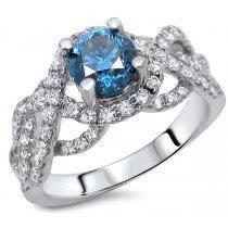 blue engagement rings best blue engagement rings trusty decor