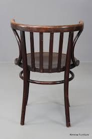 Single Bistro Chair Single Bentwood Bistro Chair
