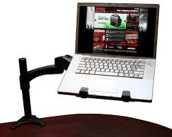 Desk Mount Laptop Stand Gator Dj Arm 360 Deskmount Laptop Tablet Stand Pssl