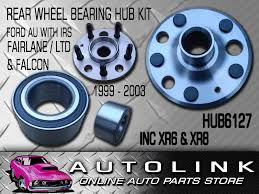 rear wheel bearing hub kit suit ford fairlane au irs inc xr6 xr8