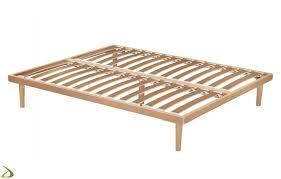 reti per materasso rete singola e matrimoniale in legno dreamy arredo design