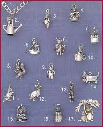 beatrix potter collection by hammer silversmiths