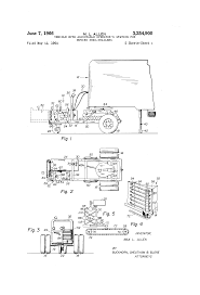 patent us3254900 vehicle with adjustable operator u0027s station for