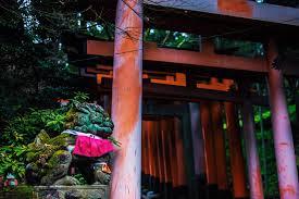 Arkansas travel diary images Fushimi inari taisha shrine the mountain with ten thousand gates jpg
