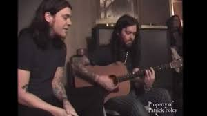 Shinedown Shed Some Light Acoustic by Shinedown Save Me In My House Youtube