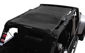 girly black jeep amazon com alien sunshade jeep wrangler mesh shade top cover with