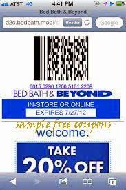 Coupons Bed Bath And Beyond 42 Best Bed Bath And Beyond Coupons Images On Pinterest Bed