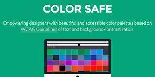 color combinations online color safe accessible web color combinations online tool bypeople