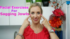 best hair for hiding jowls yoga facial exercises how to lose sagging jowls chubby cheeks