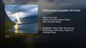 white noise loopable no fade youtube