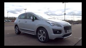 peugeot suv 2015 2015 peugeot 3008 1 6 bluehdi 120 s u0026s allure start up and full