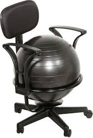 Yoga Ball Desk Chair by Ball Chair For Work Balance Ball Chair Base Conference Room Work