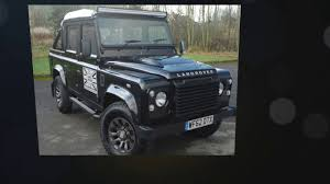 used land rover defender 110 for sale land rover defender 110 xs double cab pickup tdci 2 2 for sale