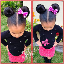 Toddler Hairstyles For Girls by Minnie Mouse Ears Hair Style For Little Girls Natural Hair Style