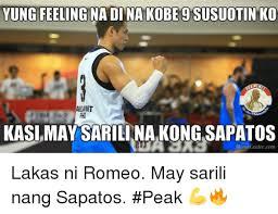 Sapatos Pa Meme - 25 best memes about pba and filipino language pba and