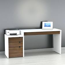 Modern Contemporary Office Desk Contemporary Wood Office Furniture Executive Desk Wooden Leather