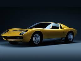 voiture de sport lamborghini top 10 des plus belles voitures de tous les temps
