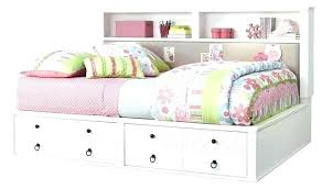 twin captains bed with bookcase headboard twin bed with bookcase headboard black bookcase headboard twin bed