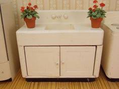 Dollhouse Kitchen Sink by Vintage Tressy Penthouse Doll House 1964 Incomplete Parts Never