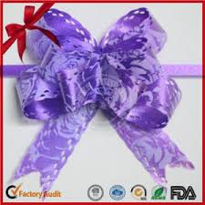 pull bows wholesale china wholesale cheap ready made butterfly pull bows for wedding