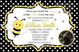 bumblebee baby shower bumble bee baby shower invitations christmanista