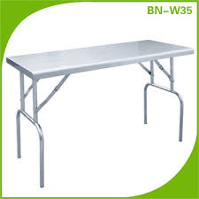 stainless steel folding table sale stainless steel folding table stainless steel table buy