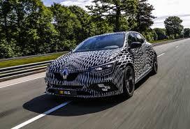 2018 renault megane r s manual u0026 auto confirmed performancedrive