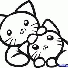 kitten coloring pages to print to print kitten colouring pages page 2 kittens litle pups