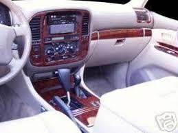 2000 toyota land cruiser review amazon com toyota land cruiser interior burl wood dash trim kit